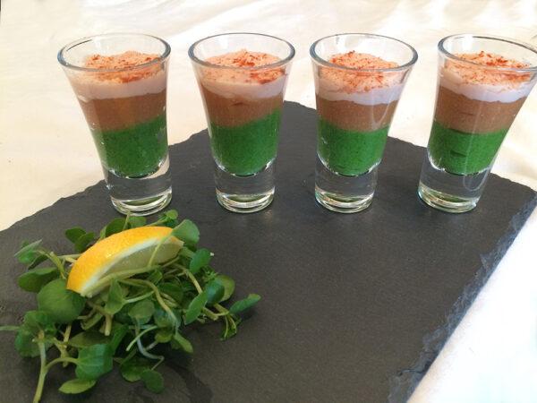 Level four prawn cocktail